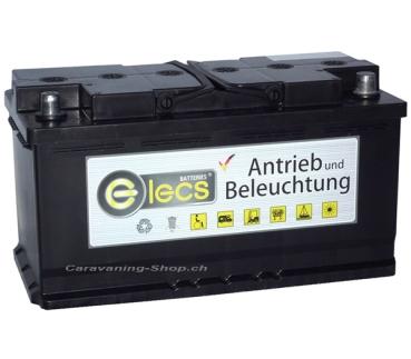 caravaning batterie elecs agm 95 12v 95 ah c20. Black Bedroom Furniture Sets. Home Design Ideas