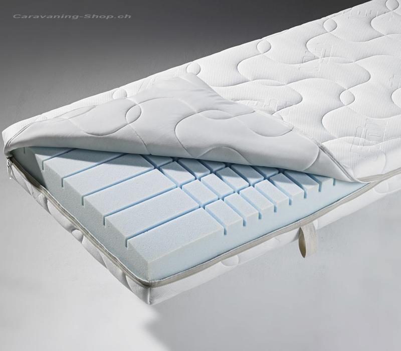 caravaning froli tour matratze 100 x 200 cm h rtegrad 3. Black Bedroom Furniture Sets. Home Design Ideas